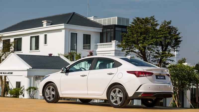 TC MOTOR giới thiệu Hyundai Accent 2021