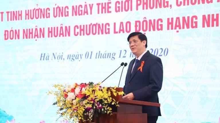 Bệnh HIV/AIDS ở Việt Nam đã đang từng bước được kiểm soát