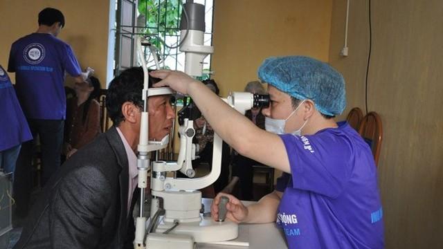 Cần can thiệp sớm để giảm tỷ lệ mù lòa