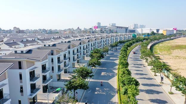 Khu đô thị Dương Nội nằm ngay cạnh Aeon Mall Hà Đông, đây là một lợi rất lớn thu hút khách quan tâm đến dự án.