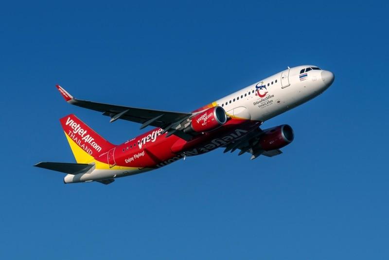 Thai Vietjet được vinh danh là Hãng hàng không tăng trưởng nhanh nhất năm 2020 tại Thái Lan