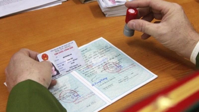 Lấy ý kiến về quy trình cấp, đổi, cấp lại thẻ căn cước công dân