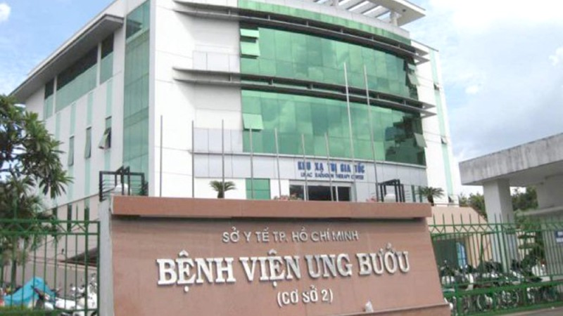 Bệnh viện Ung Bướu TP HCM