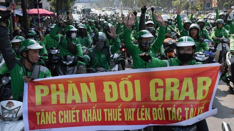 Tổng cục Thuế đề nghị Grab đề cao trách nhiệm xã hội đối với người lao động, tài xế tại Việt Nam