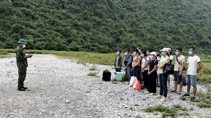 Vi phạm quy chế khu vực biên giới đất liền: Có thể bị phạt tới 50 triệu đồng