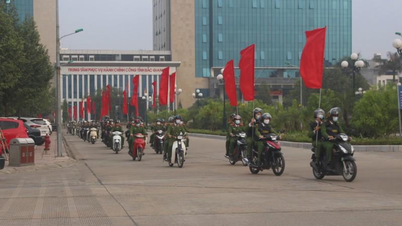 Bắc Giang: Tăng cường bảo đảm an ninh trật tự Tết Nguyên đán Tân Sửu 2021