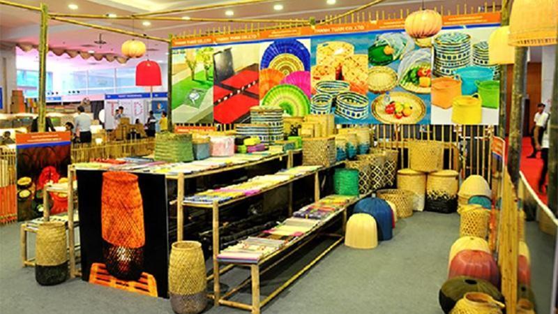 Xuất khẩu thủ công mỹ nghệ - Xuất khẩu nội lực của Việt Nam