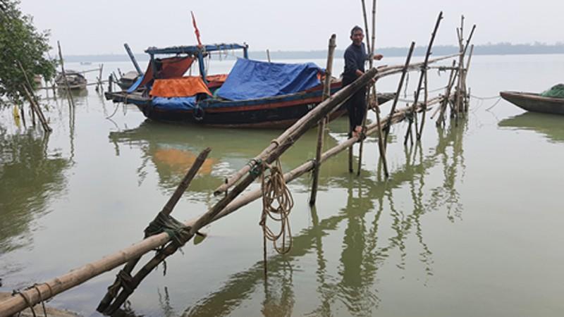 Nghệ An: Làng chài Hòa Lam ngóng chờ tái định cư