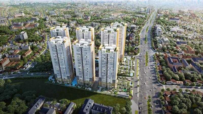Thị trường bất động sản mới với căn hộ cao cấp tại TP Biên Hòa