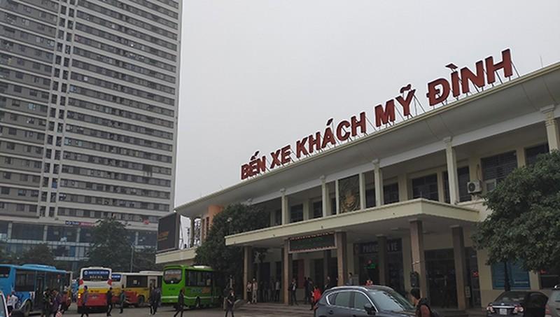 Các bến xe Hà Nội tăng cường phục vụ hành khách