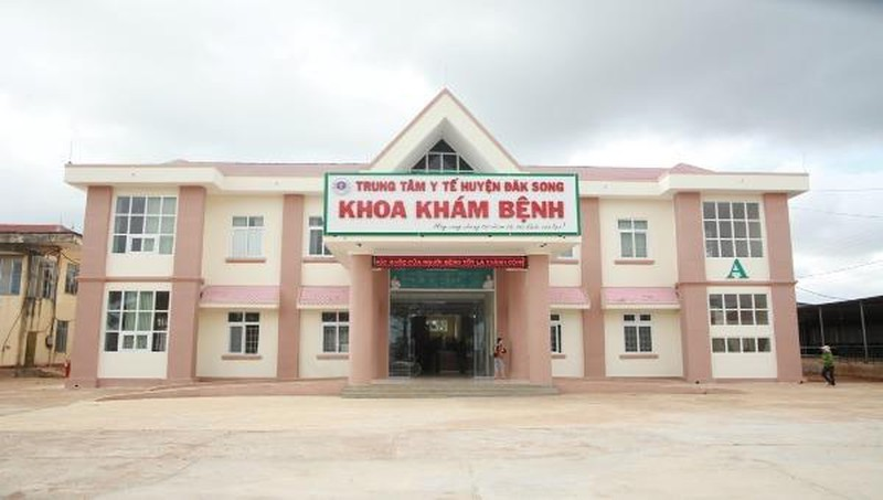 Đề xuất Trung tâm Y tế huyện không quá 2 Phó Giám đốc