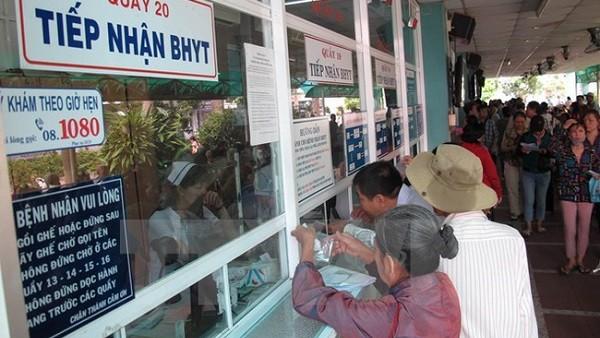 Thực hiện thông tuyến tỉnh KCB BHYT từ năm 2021.