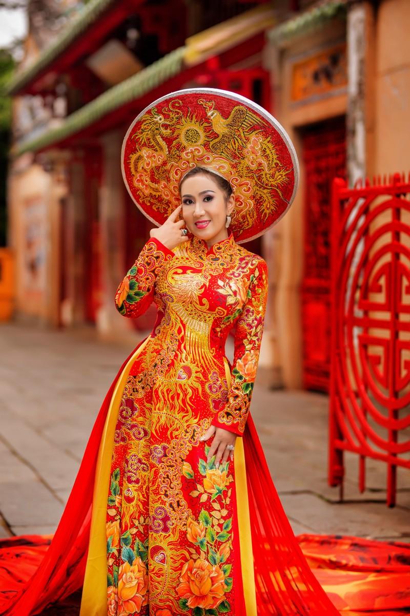 Hoa hậu Doanh nhân Toàn năng châu Á Ngân Nguyễn:Khát vọng vươn tầm cao mới - Ảnh 2