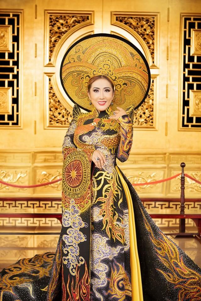 Hoa hậu Doanh nhân Toàn năng châu Á Ngân Nguyễn:Khát vọng vươn tầm cao mới - Ảnh 1