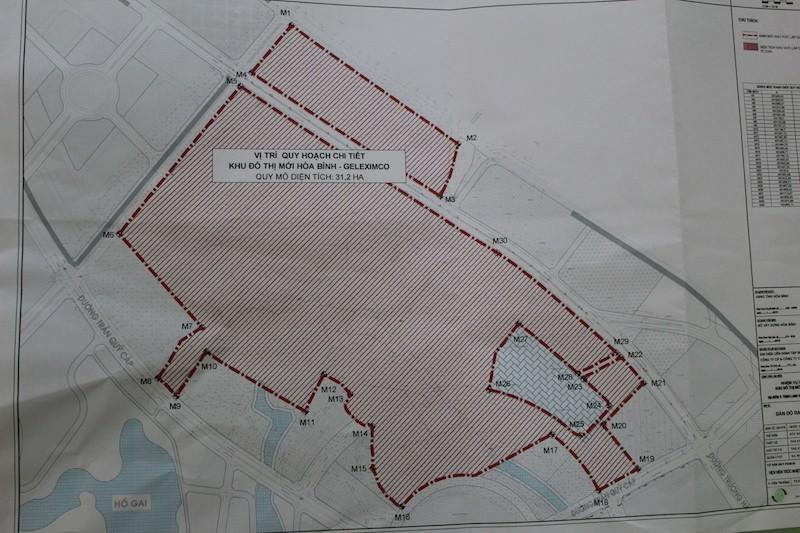 Thanh tra Bộ Xây dựng phát hiện vi phạm trong một số đồ án quy hoạch xây dựng tại Hoà Bình