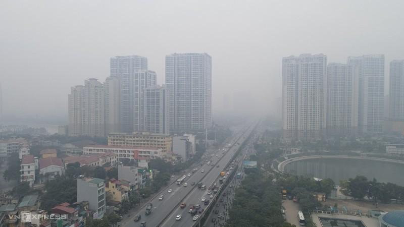 Ô nhiễm không khí tại nhiều đô thị lớn gia tăng: Lý giải của Tổng cục Môi trường