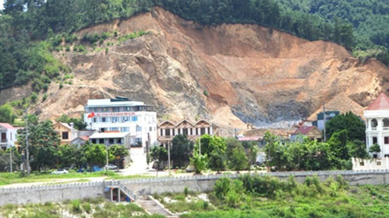 Lạng Sơn thu hồi hủy bỏ Quyết định cấp sổ đỏ sai cho Cty Hà Sơn