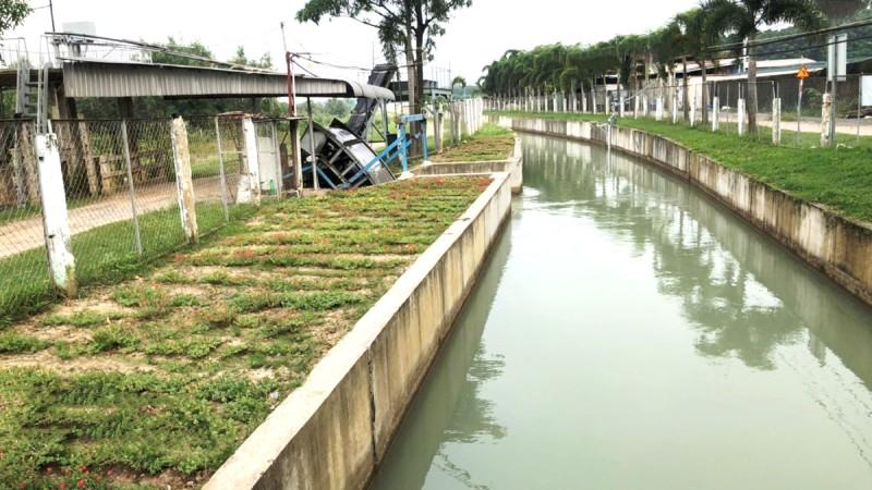 Dự án cấp nước Nhà máy nước Kênh Đông.