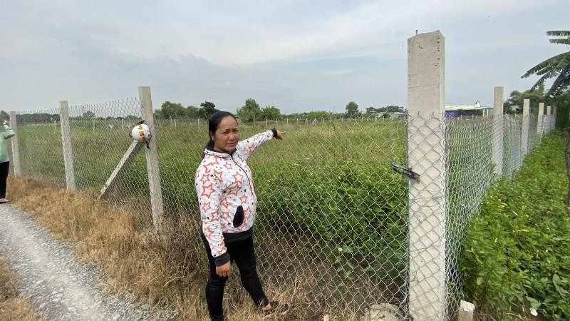 TP.HCM: Thêm vụ lừa bán một mảnh đất cho hàng chục người tại Bình Chánh