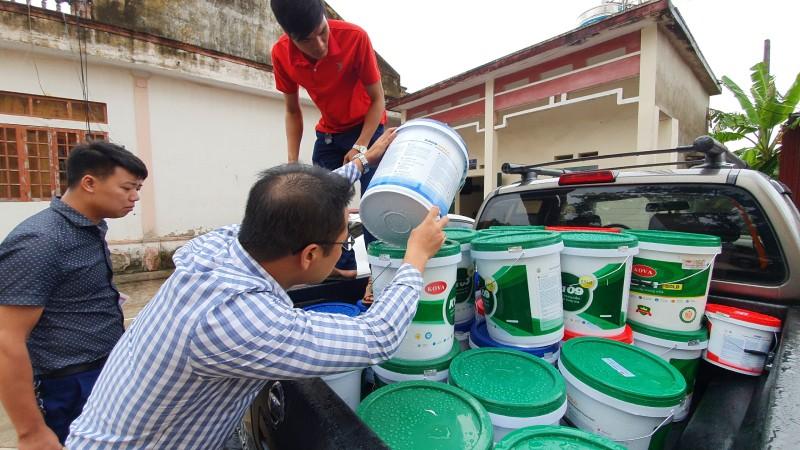 Vụ án buôn bán và làm giả nhãn hiệu sơn KOVA ở Hải Dương vẫn chưa có kết quả điều tra?