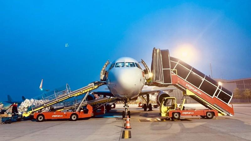Vietjet đạt giải thưởng quốc tế cho hoạt động vận chuyển hàng hóa