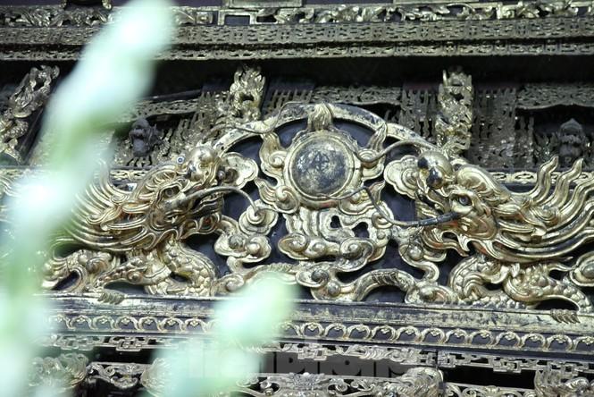 Độc đáo bảo vật quốc gia Cửa võng tại đình làng Thổ Hà ở Bắc Giang - ảnh 7