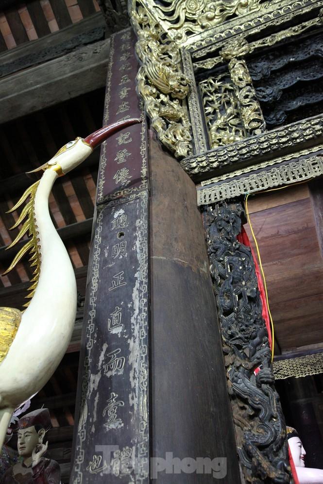Độc đáo bảo vật quốc gia Cửa võng tại đình làng Thổ Hà ở Bắc Giang - ảnh 11