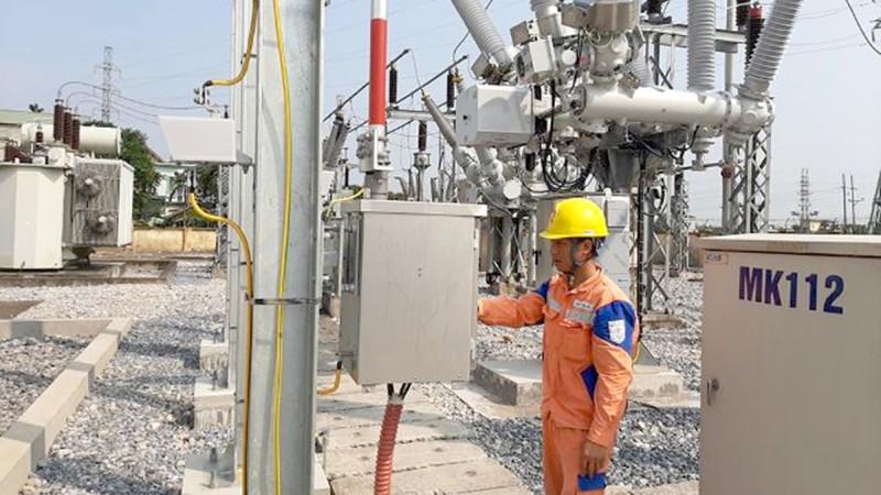 Ưu tiên đảm bảo an toàn cấp điện bơm nước đổ ải vụ Đông Xuân