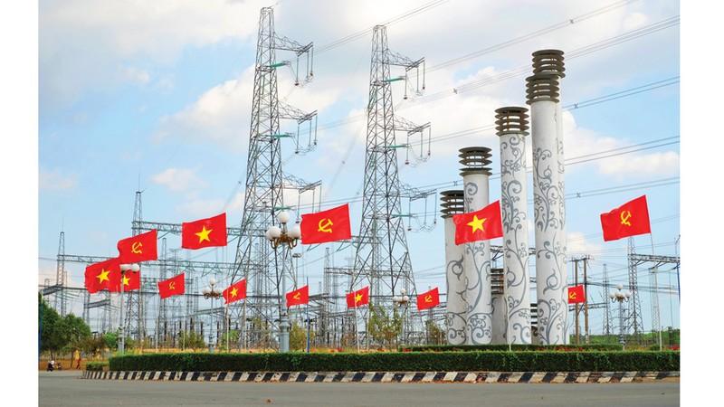 Đảm bảo cung cấp điện an toàn phục vụ Đại hội Đảng