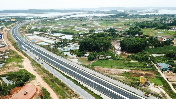 Vốn nhà nước tham gia vào các dự án PPP cao tốc Bắc – Nam chiếm tỷ lệ trên 50% . (Ảnh minh họa)