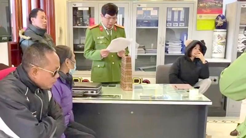"""Hồ sơ gây án của nhóm 'xã hội đen' Trưởng """"hàng"""" ở Hải Dương"""