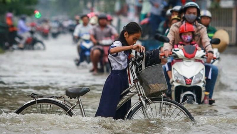 TP HCM lên kế hoạch 'giải cứu' 15 tuyến đường ngập nước