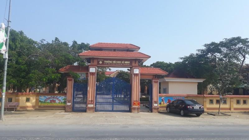 Phong trào xây dựng NTM đã góp phần xây dựng nên những ngôi trường xanh- sạch- đẹp, đạt chuẩn Quốc gia