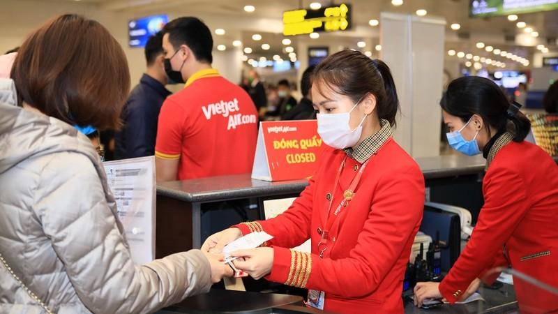 Bay an toàn suốt tháng Tết cùng Vietjet với vé chỉ từ 0 đồng