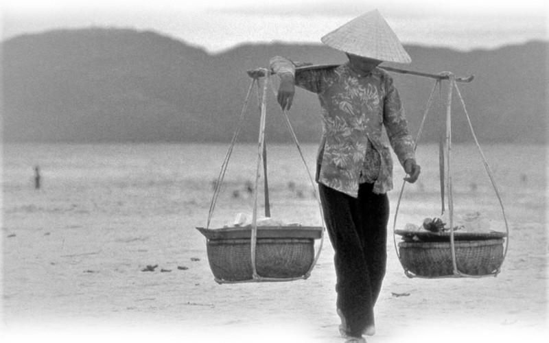 Chiếc đòn gánh tre trong tiềm thức Việt