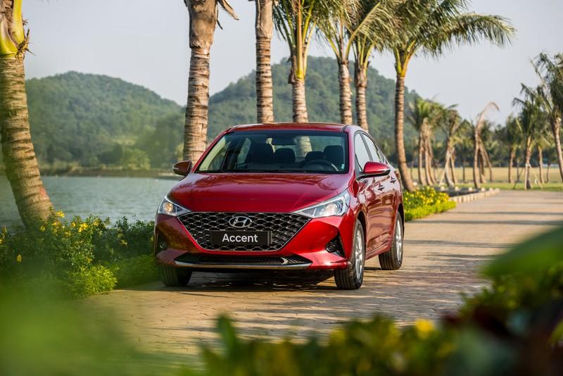 TC MOTOR bán ra hơn 6.000 xe Hyundai trong tháng 01/2021