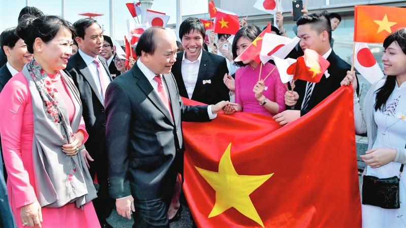 Thế và lực người Việt 5 châu