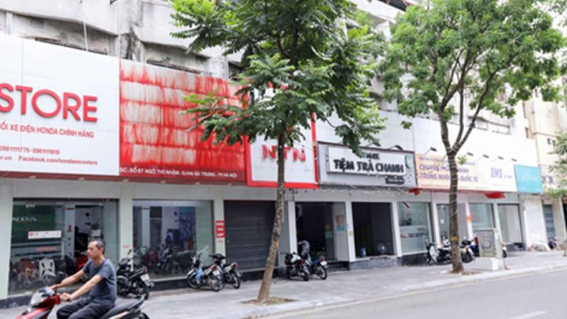 Khu đất 67 Ngô Thì Nhậm, Hai Bà Trưng, Hà Nội.