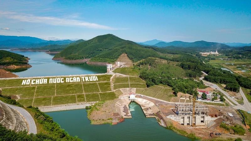 Hiệu quả từ công trình thủy lợi Ngàn Trươi - Cẩm Trang