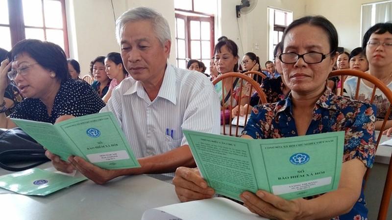 Chế độ hưu trí đối với người nghỉ hưu trước tuổi