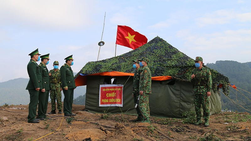 Tiếp tục khẳng định vị trí, vai trò của Bộ đội Biên phòng trong sự nghiệp xây dựng và bảo vệ Tổ quốc