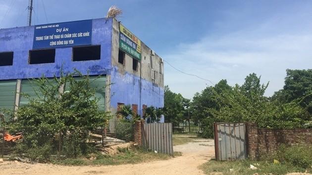 """Dự án của Cty Đại Yên tại Hà Nội: Thực tế không như cái tên """"chăm sóc sức khỏe cộng đồng"""""""