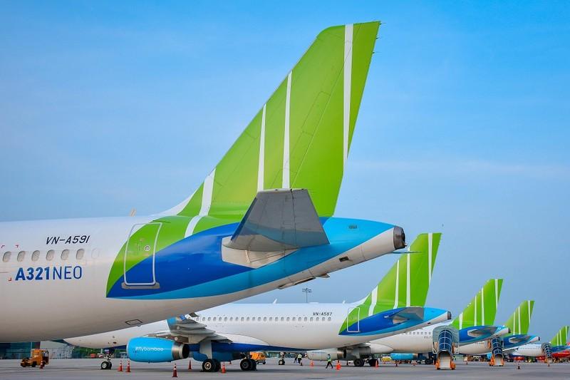 Bamboo Airways vượt lên phủ sóng lớn nhất mạng bay nội địa