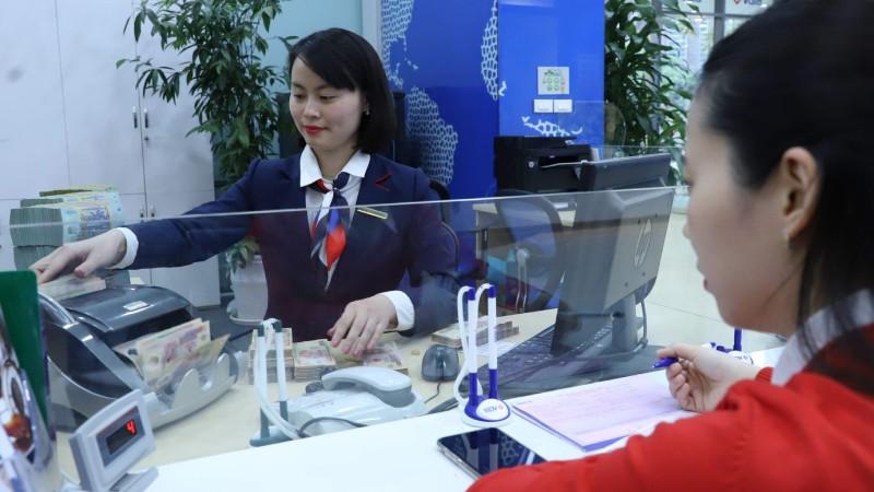 """BIDV nhận giải thưởng """" Dịch vụ quản lí tiền mặt tốt nhất"""""""