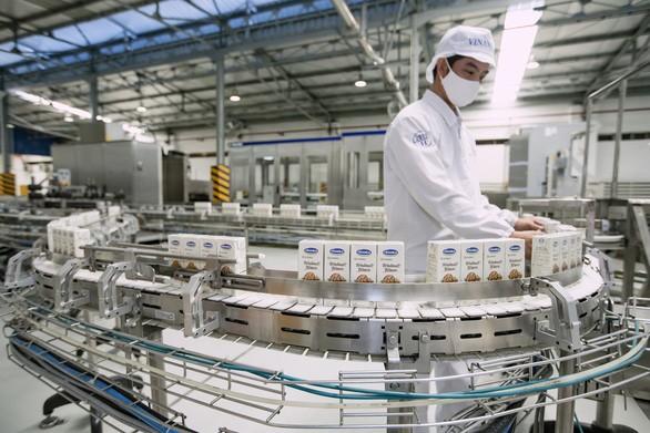 Thương hiệu trị giá hơn 2,4 tỉ USD, Vinamilk dẫn đầu ngành thực phẩm đồ uống