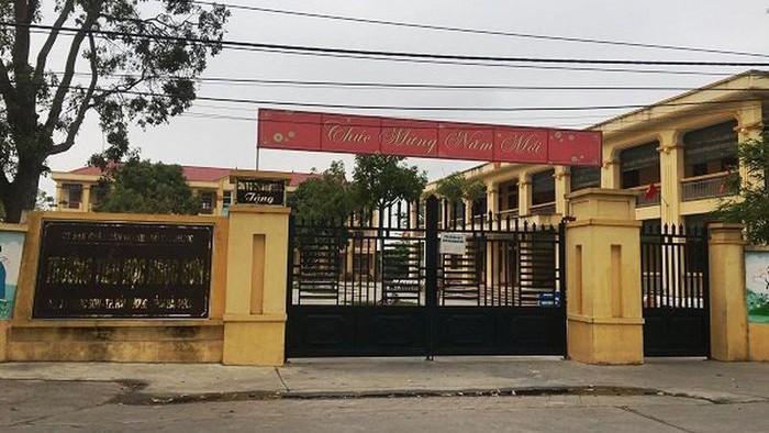 Trường Tiểu học Ngọc Sơn.