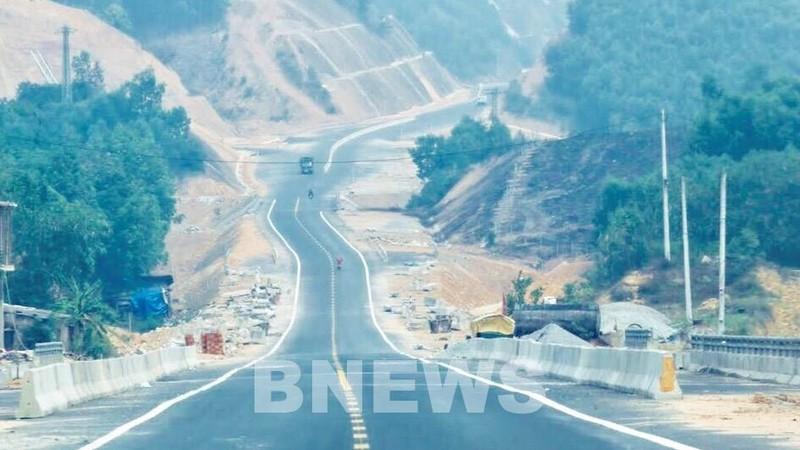 Lâm Đồng thông qua Nghị quyết về dự án cao tốc Tân Phú (Đồng Nai) - Bảo Lộc (Lâm Đồng). Ảnh: Quang Toàn/TTXVN