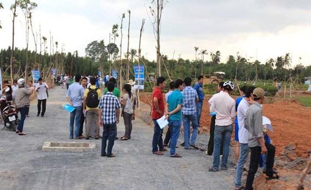 Bắc Giang yêu cầu kiểm tra, xử lý nghiêm tình trạng sốt đất ảo trên địa bàn.