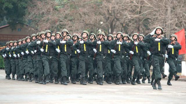 Đề xuất thêm nhiệm vụ, quyền hạn của Cảnh sát cơ động