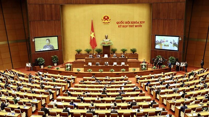 Tuần tới, Quốc hội tiến hành xem xét, quyết định công tác nhân sự nhà nước.